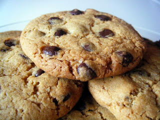 GALLETAS tipo CHIPS AHOY