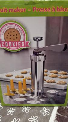 PASTAS DE TÉ  (Otra versión de galletas de mantequilla)