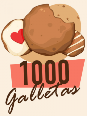 1000galletas