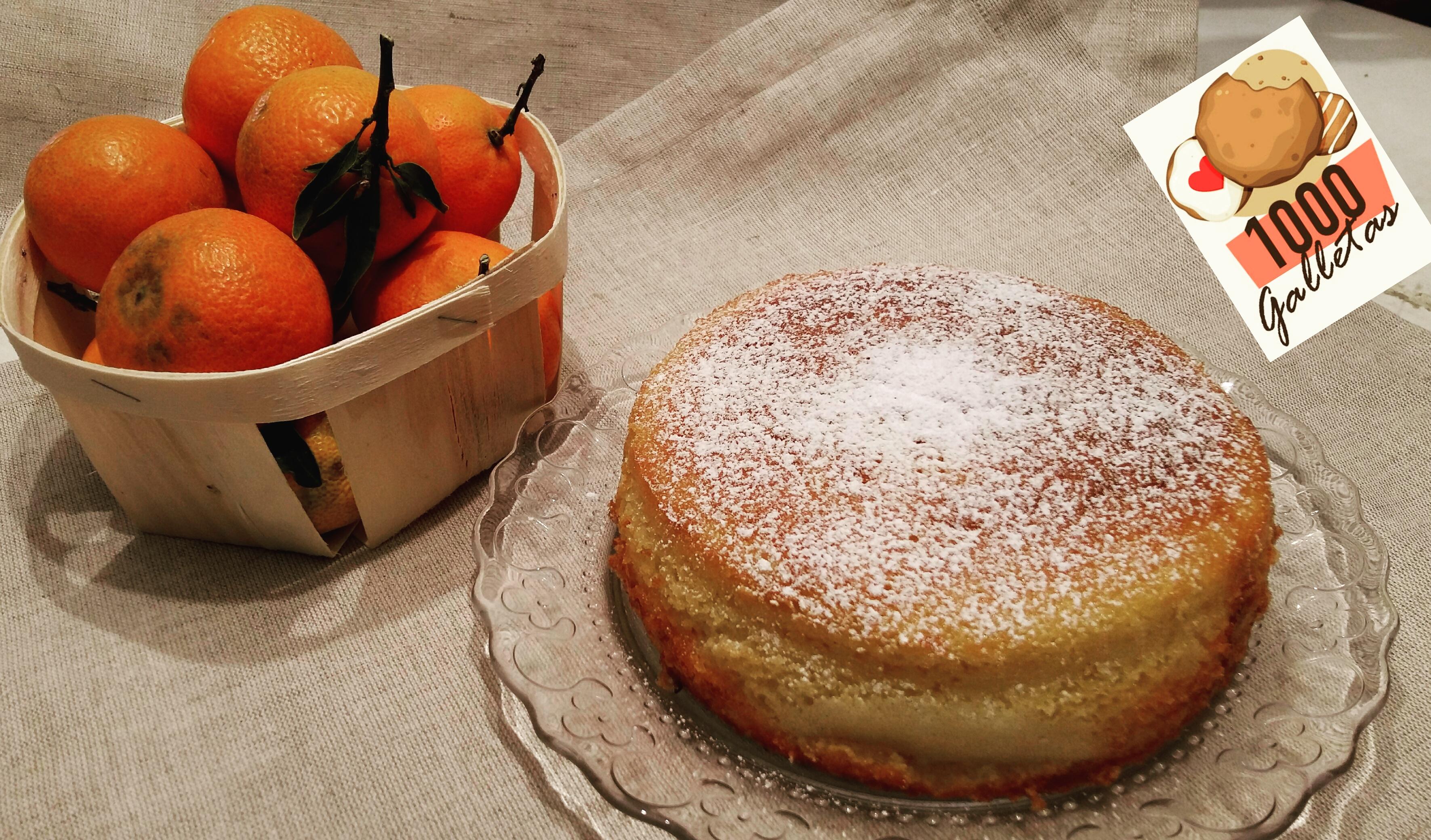 BUND CAKE DE MANDARINA