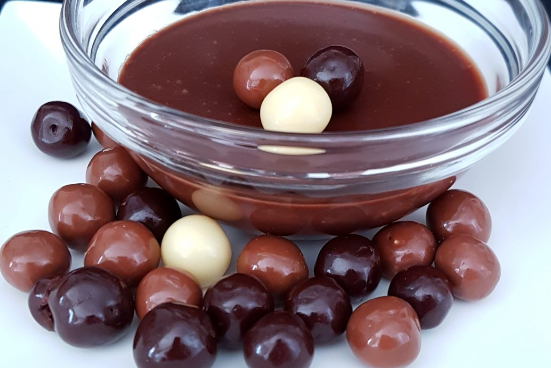 "CREMA DE CHOCOLATE ""Tipo petit suis"""