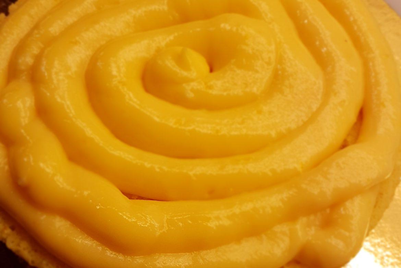 CREMA DE NARANJA (Orange Curd)